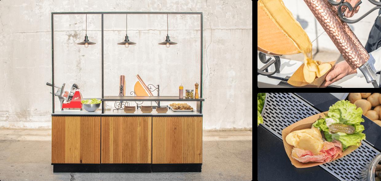 Le Food Corner-Raclette