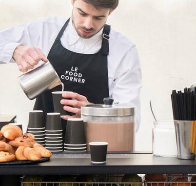 Le Food Corner-Petits-déjeuners