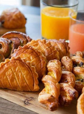 Good Morning Paris-Le Gourmand