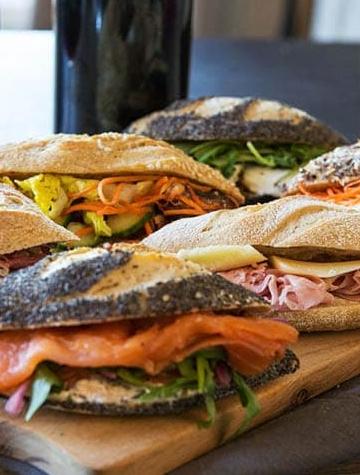 Good Morning Paris-La Formule Mini Sandwich