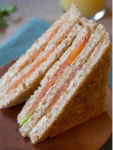 Good Morning Paris-La Formule Club Sandwich