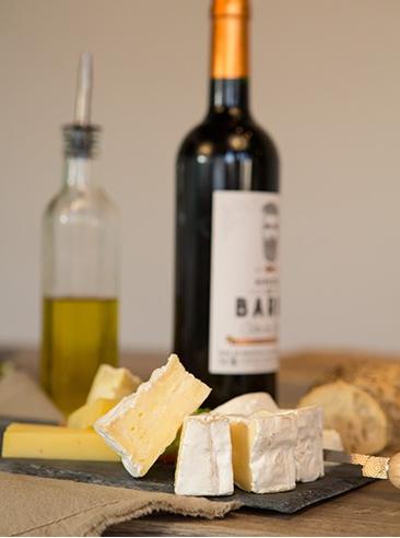 Good Morning Paris-Planche de fromage et noix