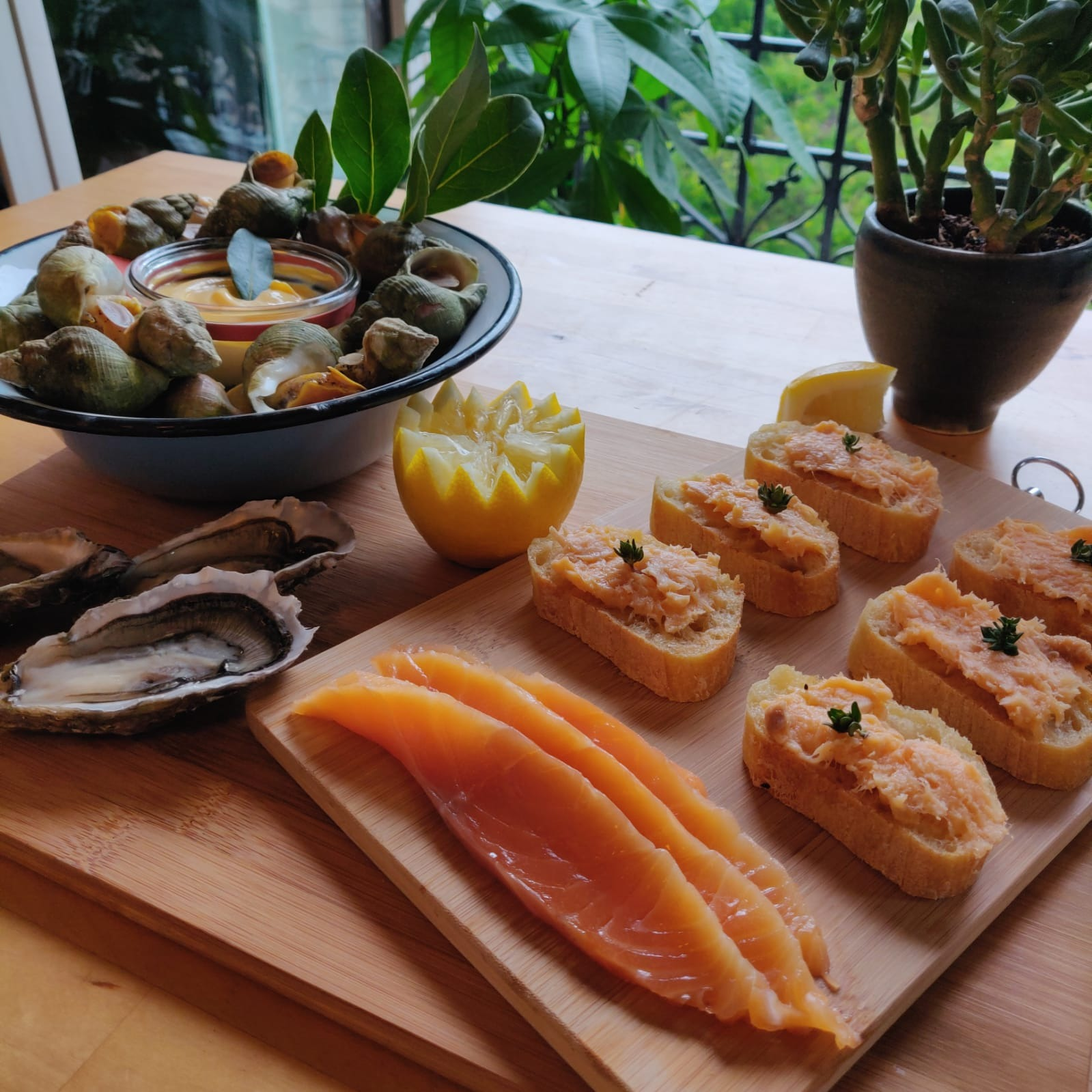 Les Iodés-L'atelier du saumon français
