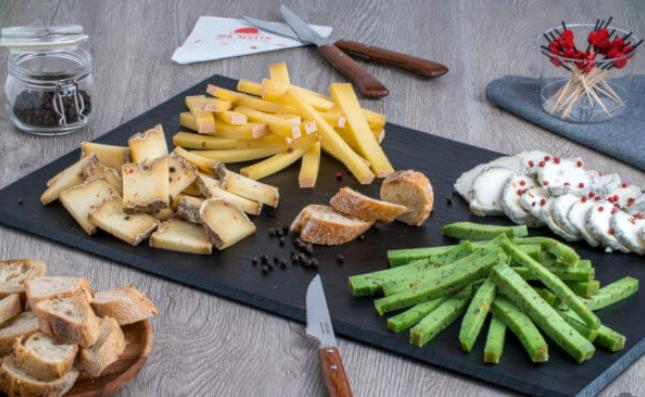 Mr Matin-Planche de fromage - 800g