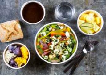 Sofy's And co-Grande salade de légumes d'hiver