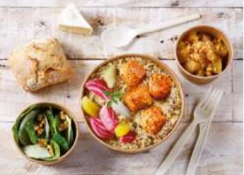 Sofy's And co-Boulettes veggies, légumes, quinoa