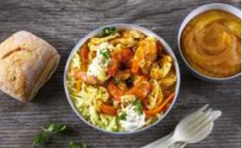 Sofy's And co-Biryani crevettes