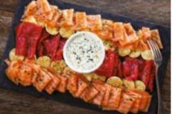 Sofy's And co-Planche saumon fumé