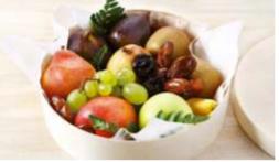 Sofy's And co-Corbeille de fruits