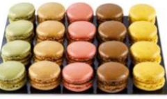 Sofy's And co-Mini macarons