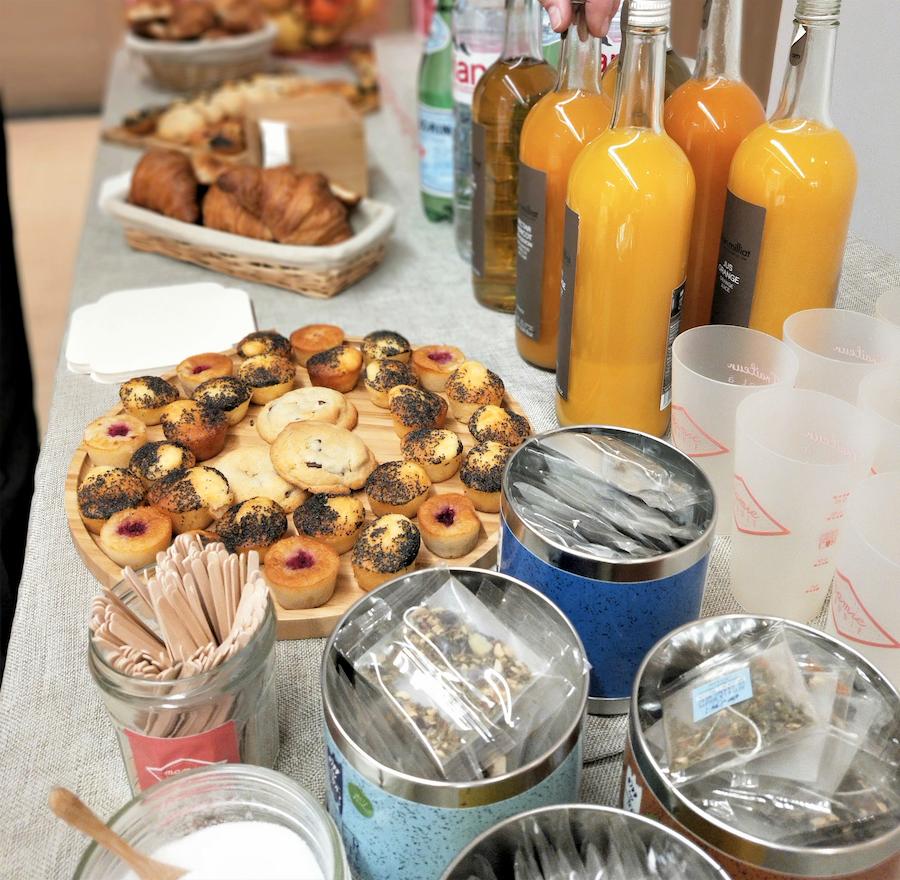 Mamie Foodie-Petit-déjeuner