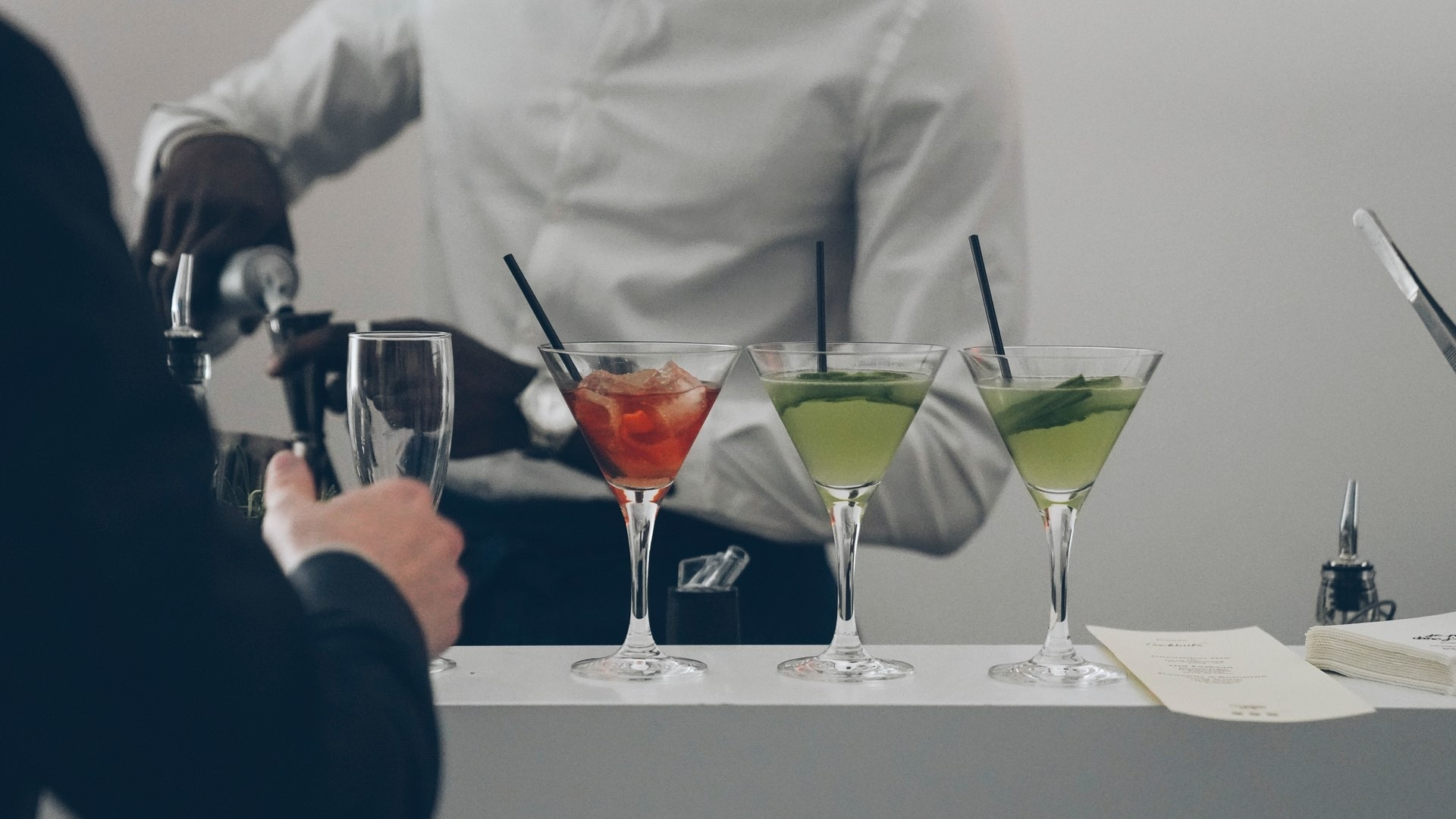 No More Penguins-Cocktails