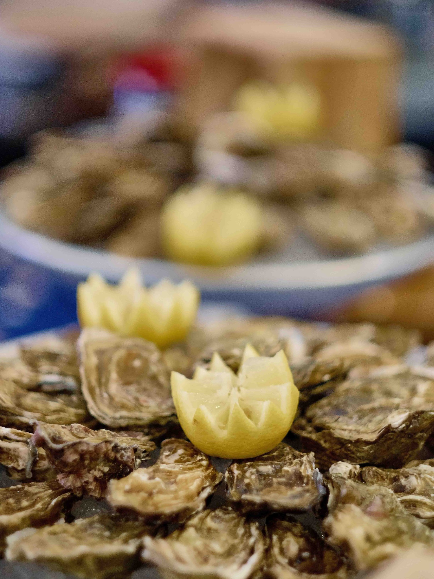 Instant B-Bar à huîtres