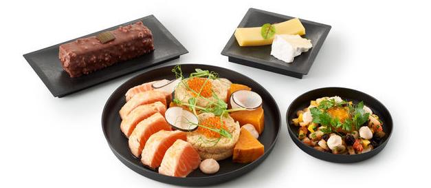 Room Saveurs-Tataki de saumon