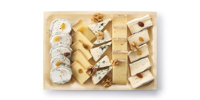 Room Saveurs-Planche de fromages affinés