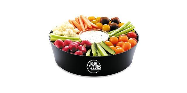 Room Saveurs-Bar à légumes