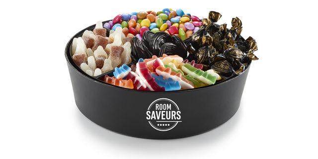 Room Saveurs-Bar à bonbons