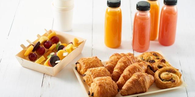 Room Saveurs-Petits-déjeuners