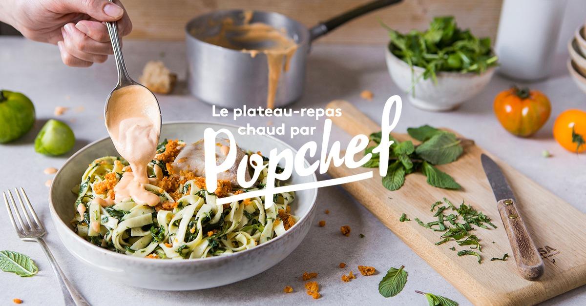Popchef-Plateaux repas
